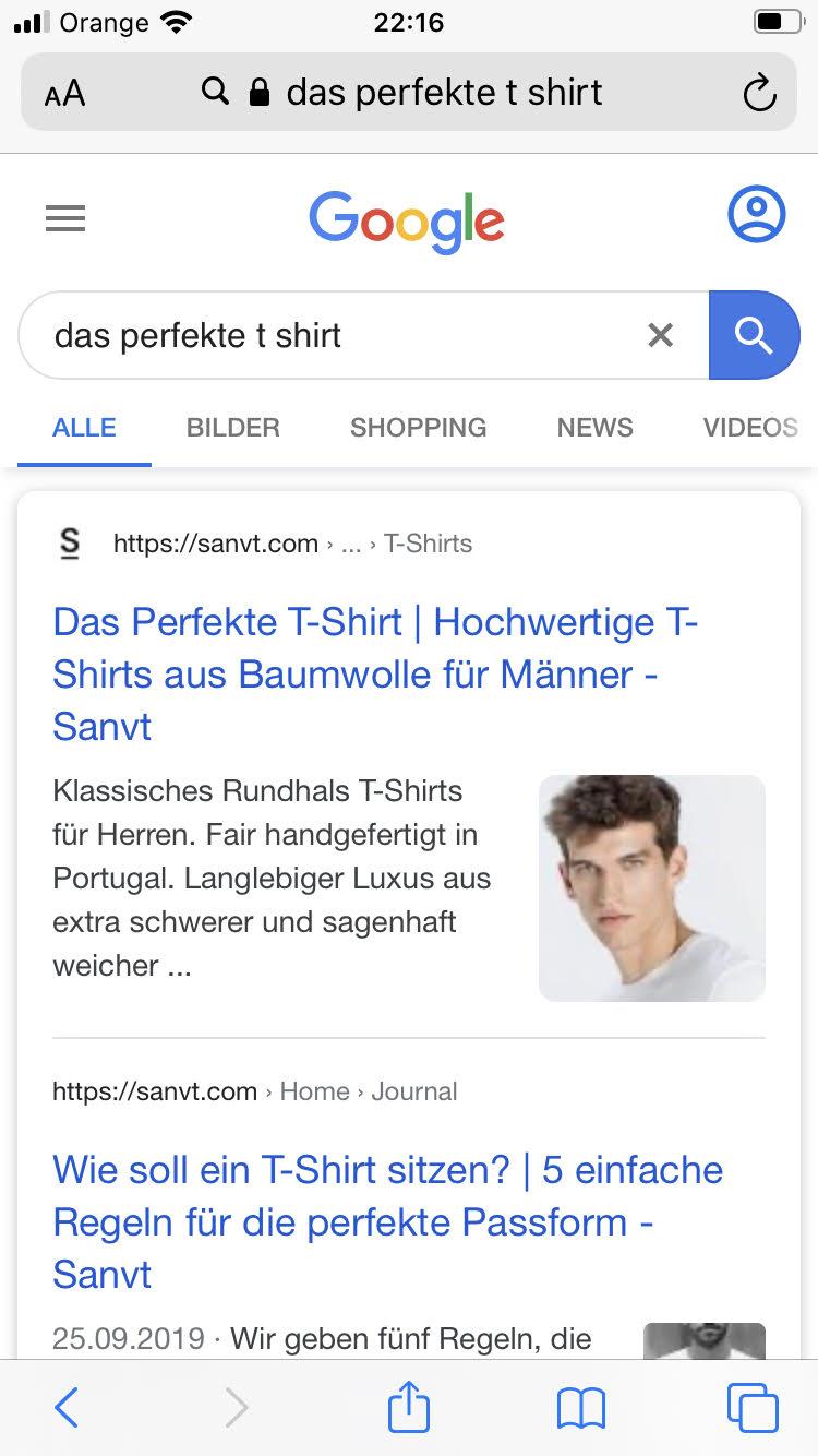 SANVT - German SEO Results