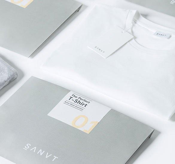 Sustainable fashion marketing case study - SANVT