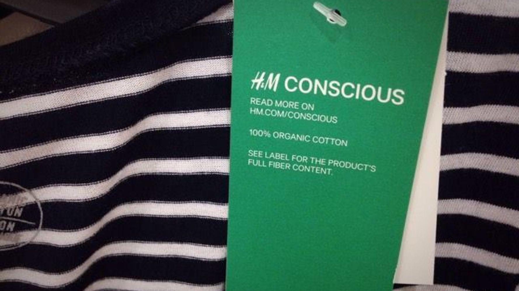 Greenwashing examples - H&M