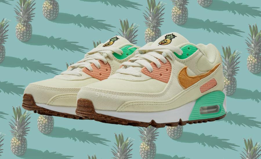 Image 1 - Nike Pineapple Trainers